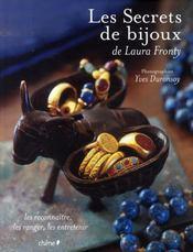 Les Secrets De Bijoux - Intérieur - Format classique