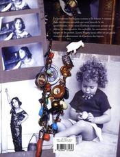 Les Secrets De Bijoux - 4ème de couverture - Format classique