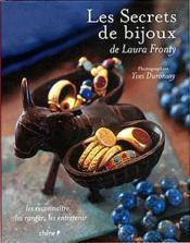 Les Secrets De Bijoux - Couverture - Format classique