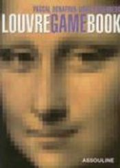 Louvre Game Book -Anglais - Couverture - Format classique