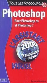 Tous Les Raccourcis Photoshop - Intérieur - Format classique
