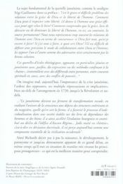 Jansenisme - De Jansenius A La Mort De Louis Xiv - 4ème de couverture - Format classique