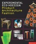 Experimental Eco Design /Anglais - Couverture - Format classique