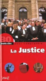 Vente  La justice  - Collectif