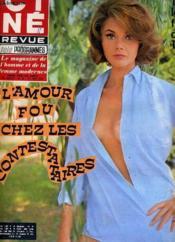 Cine Revue - Tele-Programmes - 49e Annee - N° 18 - Me, Natalie - Couverture - Format classique
