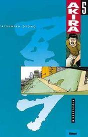 Akira - Tome 05 - Intérieur - Format classique