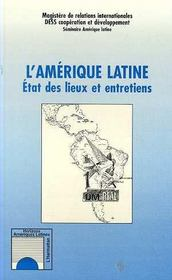 Amerique Latine L'Etat Des Lieux - Intérieur - Format classique