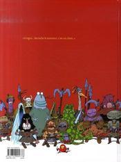 Donjon parade t.5 ; technique grogro - 4ème de couverture - Format classique