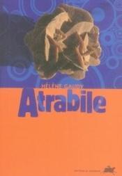 Atrabile - Couverture - Format classique