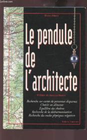 Le Pendule De L'Architecte - Couverture - Format classique
