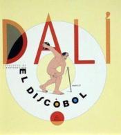 Dali El Discobol - Couverture - Format classique