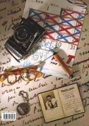 Georges simenon ; l'homme l'univers la creation - 4ème de couverture - Format classique