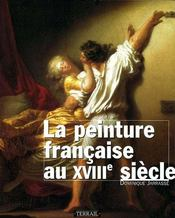 Peinture francaise du xviii eme - Intérieur - Format classique