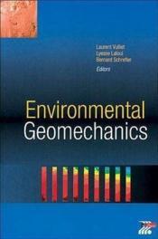 Environmental Geomechanics - Couverture - Format classique