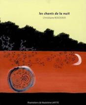 Les chants de la nuit - Couverture - Format classique