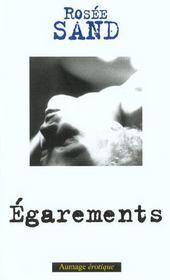 Egarements - Intérieur - Format classique