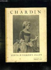 Chardin. - Couverture - Format classique