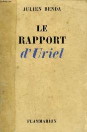 Le Rapport D'Uriel. - Couverture - Format classique