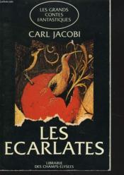 Les Ecarlates - Couverture - Format classique