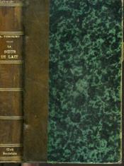 La Soeur De Lait - Couverture - Format classique