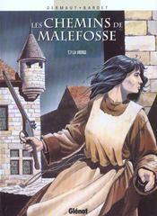 Les chemins de Malefosse t.7 ; la vierge - Intérieur - Format classique