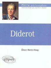 Diderot - Intérieur - Format classique
