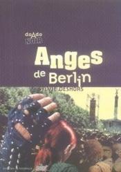 Anges de berlin - Couverture - Format classique