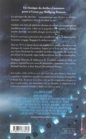 Poseidon - 4ème de couverture - Format classique