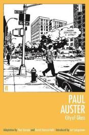 City of glass - the graphic novel  - Paul Auster