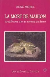 La Mort De Marion - Couverture - Format classique