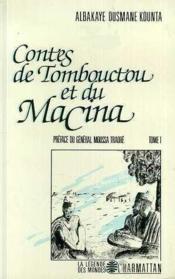 Contes de Tombouctou et du Macina t.1 - Couverture - Format classique