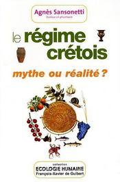 Le Regime Cretois - Intérieur - Format classique