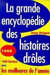 Grande Encyclopedie Des Histoires Droles 98 - Couverture - Format classique