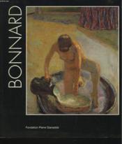 Pierre Bonnard/Broche - Couverture - Format classique