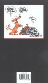 Le Petit Guide Humoristique Du Chien - 4ème de couverture - Format classique