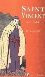 Saint Vincent De Paul - Couverture - Format classique