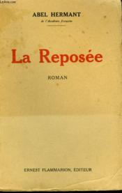 La Reposee. - Couverture - Format classique