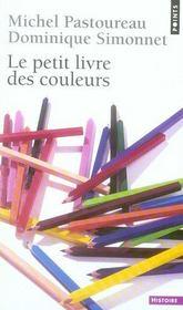 Le petit livre des couleurs - Intérieur - Format classique