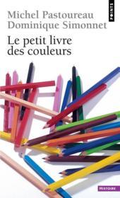 Le petit livre des couleurs - Couverture - Format classique