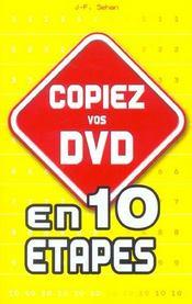 Copiez Vos Dvd - Intérieur - Format classique
