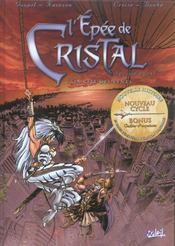 L'épée de cristal t.6 ; la cité des vents - Intérieur - Format classique