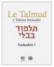 Talmud ; Babli Ketoubot 1 t.15 - Couverture - Format classique