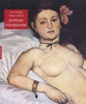 Les grands maîtres de la peinture européenne - Intérieur - Format classique