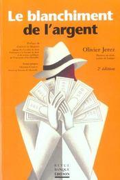 Le blanchiment de l'argent 2eme edition 2003 - Intérieur - Format classique