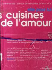 Pack les cuisines de l'amour - Intérieur - Format classique