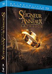 Le Seigneur Des Anneaux - La Trilogie - Couverture - Format classique