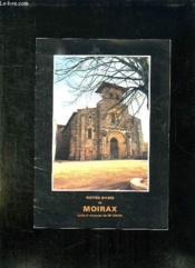 Notre Dame De Moirax. - Couverture - Format classique