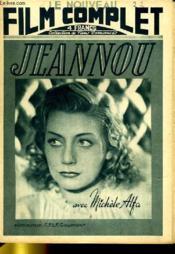 Le Nouveau Film Complet N° 22 - Jeannou - Couverture - Format classique
