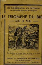 Le Triomphe Du Bien Sur Le Mal - Couverture - Format classique