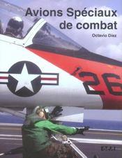 Avions speciaux de combat - Intérieur - Format classique